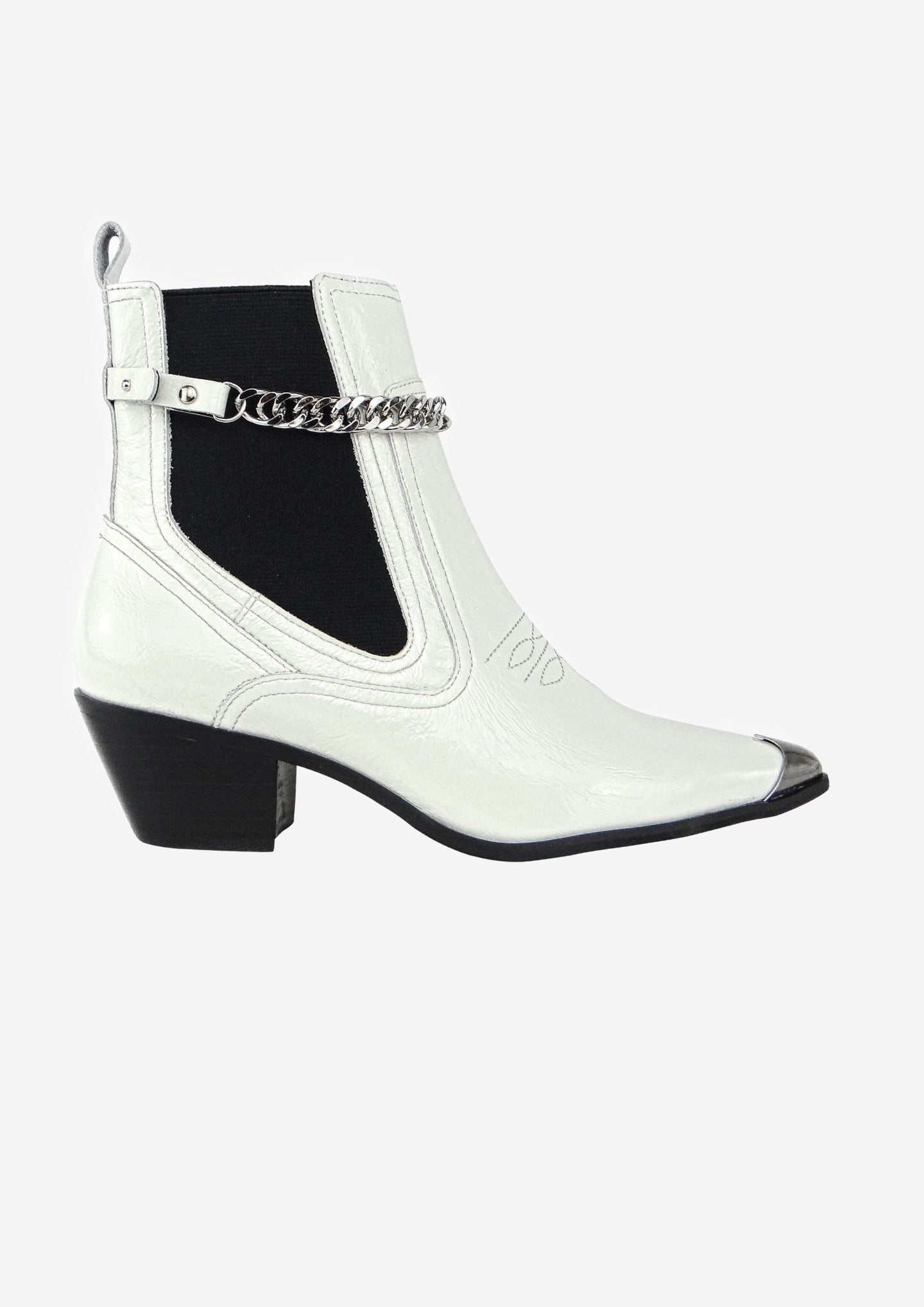 Cassy Boot Ivory