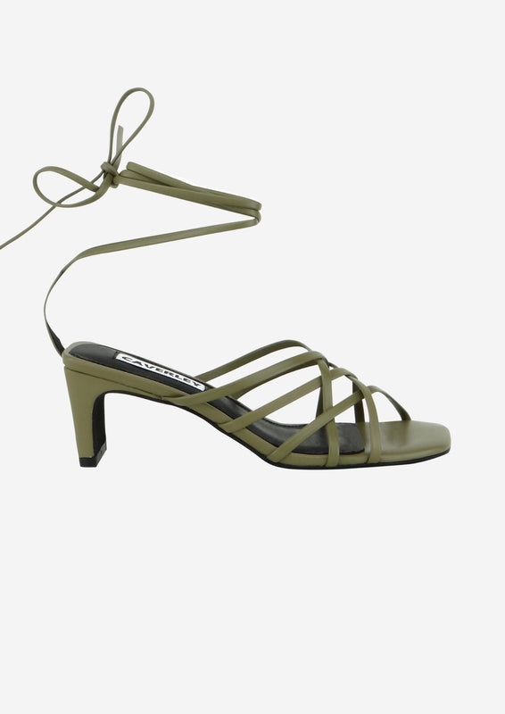 Monica Mule Army Green