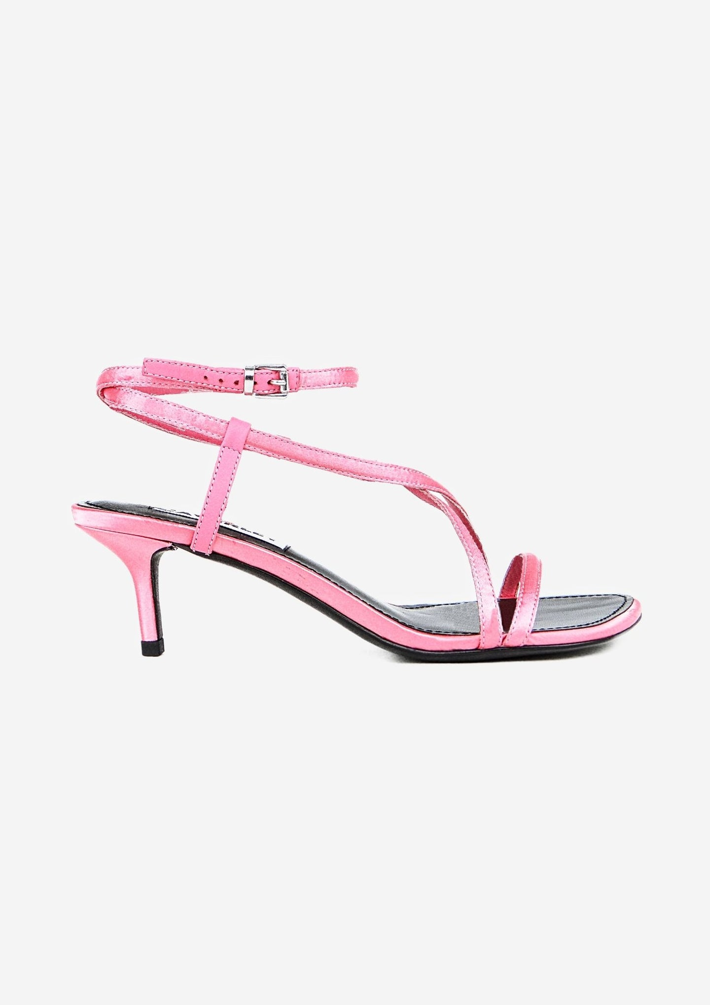 Sabine Heel Candy Pink SAMPLE